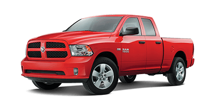 2017 RAM 1500 Crew Cab Express Lease Offer