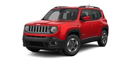 2017 Jeep Renegade Latitude Purchase Special