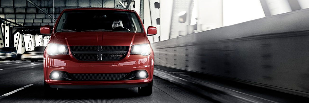 2018 Grand Caravan Performance Features