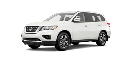 2017 Pathfinder S Lease Special