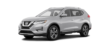 2017 Nissan Rogue SL Purchase Offer