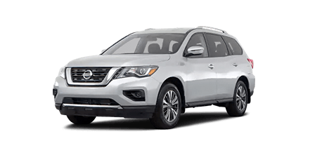 2018 Nissan Pathfinder S Special at Fuccillo Nissan of Latham