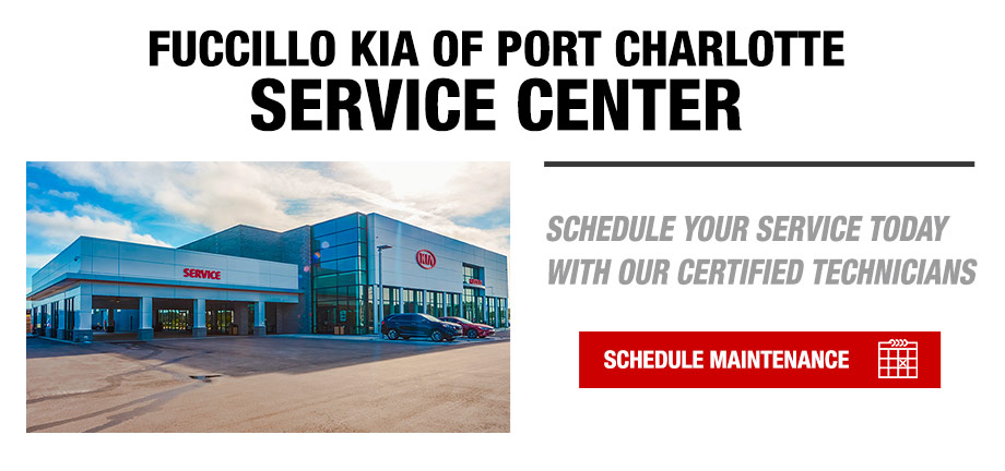 FUCCILLO KIA OF PORT CHARLOTTE SERVICE CENTER