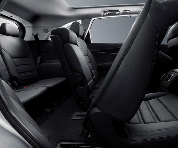 2019 Kia Sorento Interior