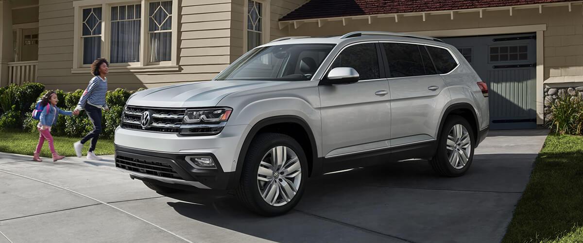 Vw Atlas Interior >> 2019 Volkswagen Atlas For Sale In Schenectady Ny Fuccillo