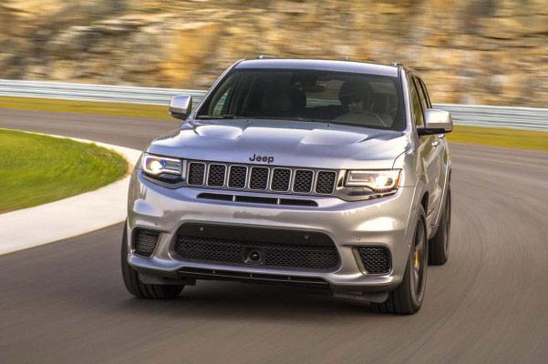 2019 Jeep Grand Cherokee Specs & Performance