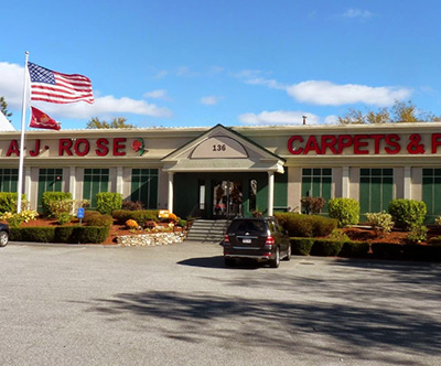 Burlington A.J. Rose Carpets and Flooring