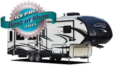 Cardinal Luxury RVs for Sale in Knoxville, TN