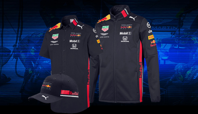 Official F1 Merchandise