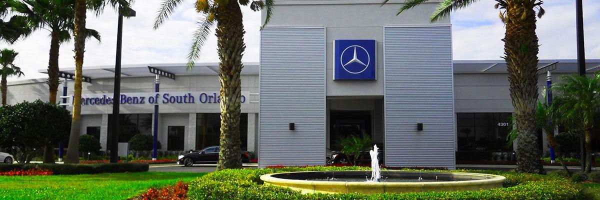 Mercedes Benz Of South Orlando Dealership