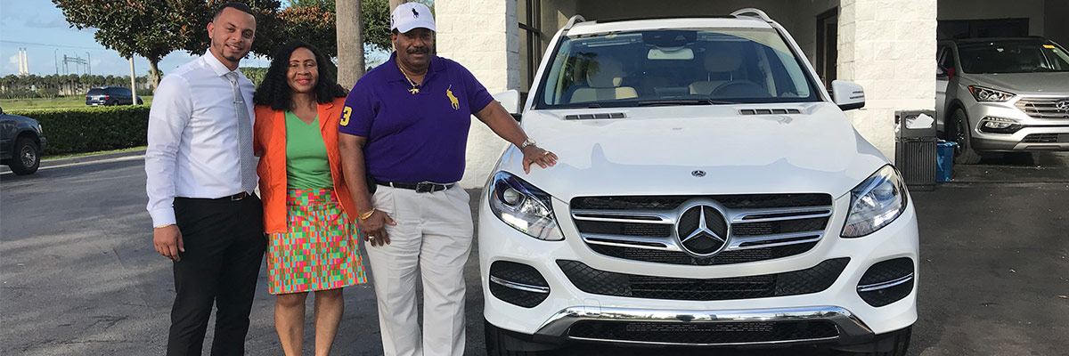 Featured Buyers | Mercedes-Benz of South Orlando