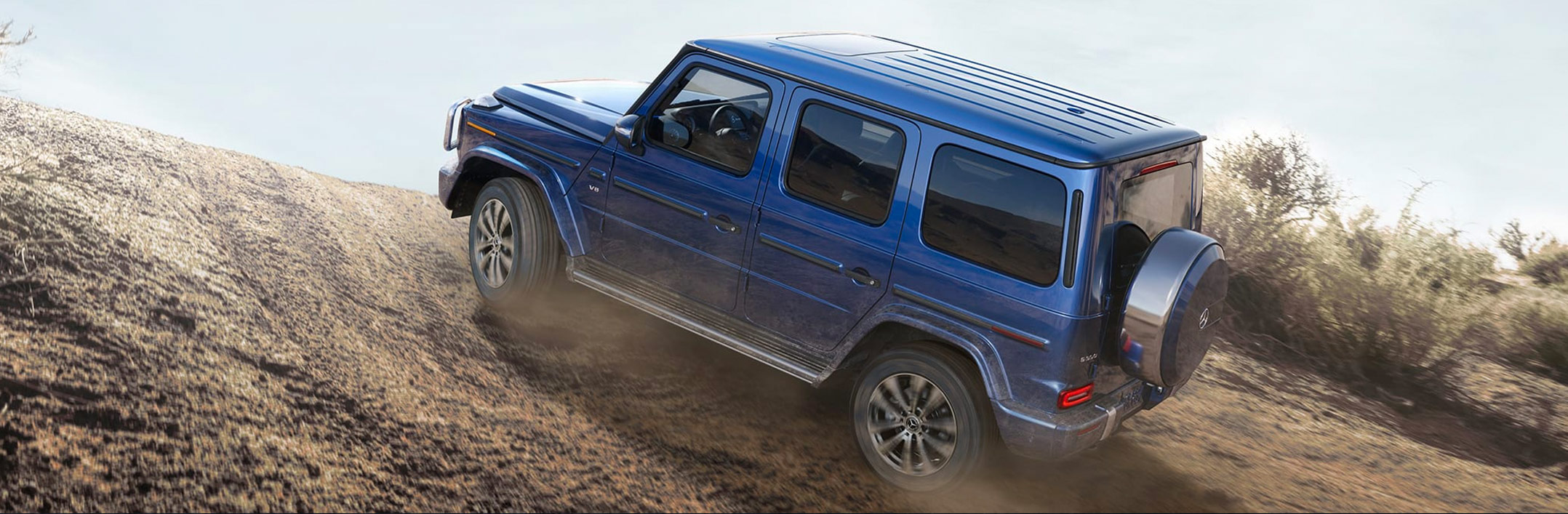 2019 G-Class Specs, Performance & Safety